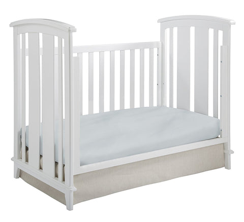 Kolcraft 3-in-1 Convertible Crib Conversion Kit - White