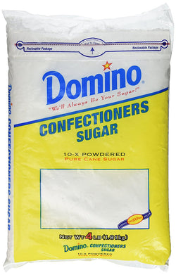 Domino Confectioners Sugar 10-x Powdered Pure Cane Sugar