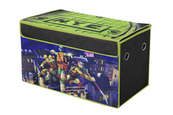 Nickelodeon Teenage Mutant Ninja Turtles Collapsible Storage Trunk