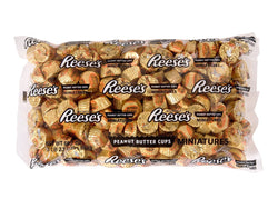 REESE'S Peanut Butter Cup Miniatures, 66.7-Ounce Bag