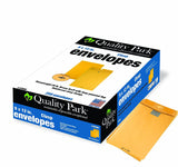 Quality Park Clasp Envelopes, 9 x 12 Inches, 250 Count, Kraft (37590)