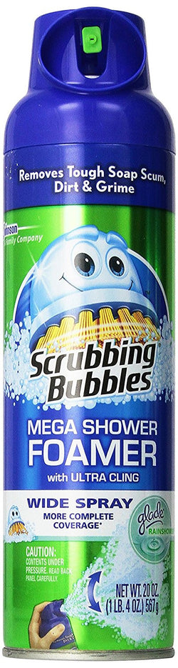 Scrubbing Bubbles Foaming Bathroom Cleaner (3 PACK)