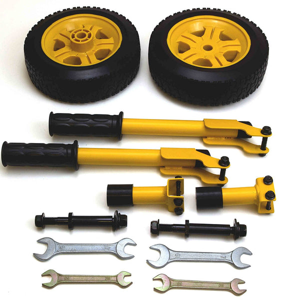 WEN 56410 Generator Wheel and Handle Kit for the WEN 4050-Watt Generator (Model 56400)