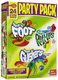 Fruit by the Foot Mini Party Pack Fruit Snacks, 9.96 oz