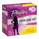 Playtex Gentle Glide Tampons 36 Ct