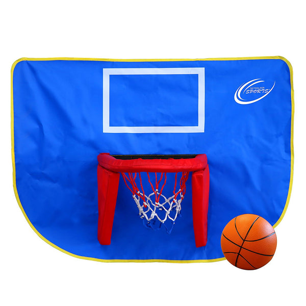 Skywalker Trampolines basketball Hoop and Ball Trampoline Accessory