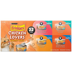 FRISKIES CHKN LVRS VP CAN, NEW JAN 2014