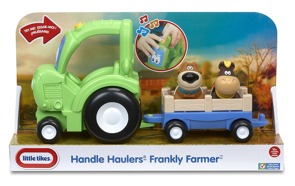 Handle Haulers Deluxe- Frankly Farmer