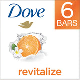 Dove Bar Soap, Rebalance, 8 Count