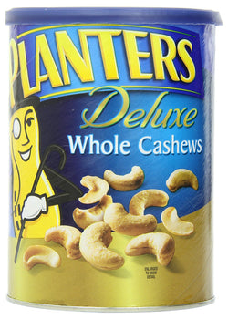 Planters Cashew Halves and Pieces made with Pure Sea Salt