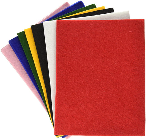 ChenilleKraft One Pound Felt Sheets (CKC3904)