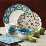 Rachael Ray Pendulum Stoneware 16-pc. Dinnerware Set