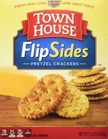 Town House Flipsides Original, 9.2 Ounce