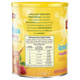 Lipton Iced Tea Mix, Raspberry 26.8 oz