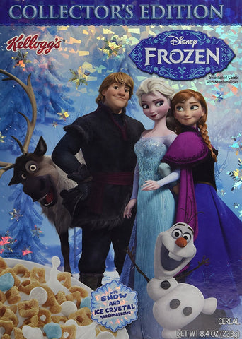 Kellogg's Frozen Cereal - 8.4 oz