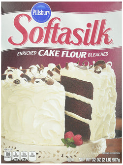 Pillsbury Softasilk Cake Flour - 32 oz