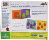 "Kids Preferred The Very Hungry Caterpillar ""Numbers Bath Book"""