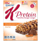 Kellogg's Special K Special K Protein Meal Bars - Chocolate Caramel - 1.59 oz - 6 ct