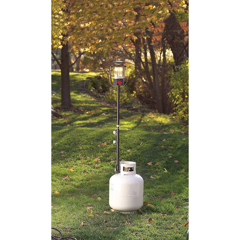 Coleman 2000015165 30-Inch Propane Distribution Tree Safety Post