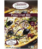 Namaste Foods, Sugar Free Gluten Free Pizza Crust Mix, 16-Ounce Bags (Pack of 6)