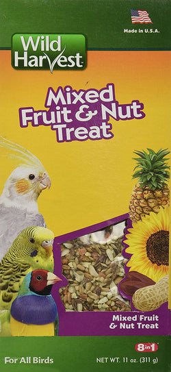 Mixed Fruit & Nut Treat for Birds by Wild Harvest