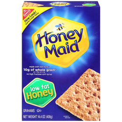 Honey Maid Graham Crackers - Low Fat - 14.40 Ounces