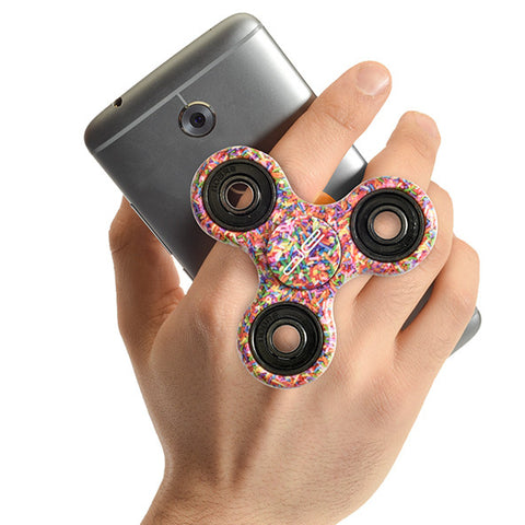 Sprinkles Phone Stand and Hand Spinner