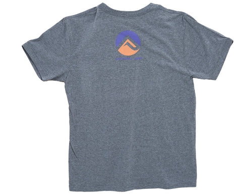 AFTER TEE (HEATHER GREY)