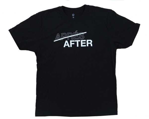 After Tee (Black)