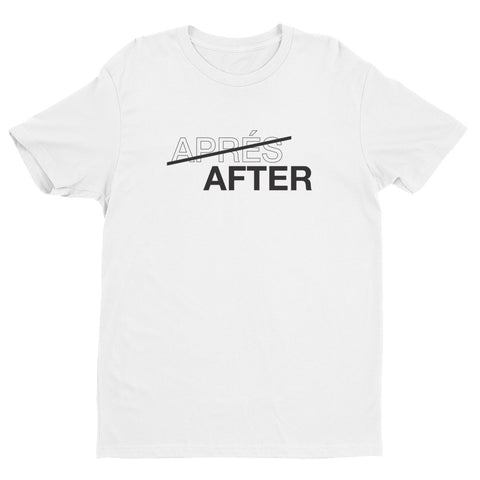 After/Apres Tee (White)