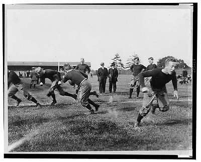 Vintage Historical FootBall Photos