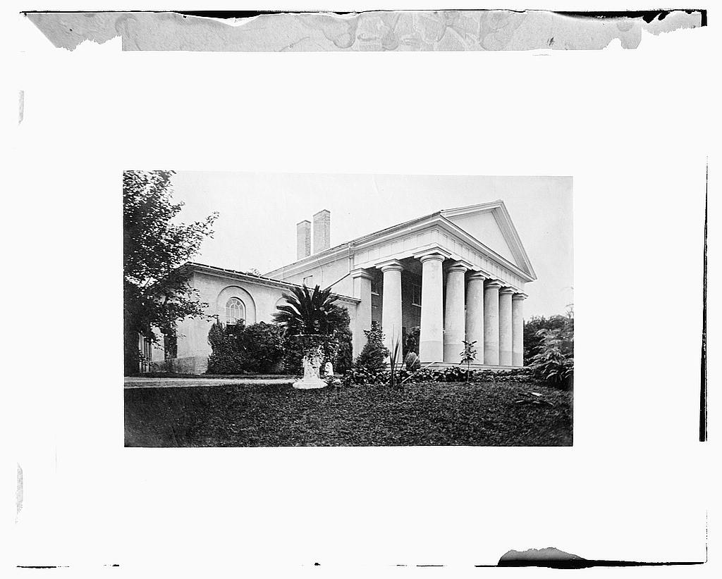 8 x 10 Reprinted Old Photo of Arlington Museum, [Virginia] 1919 National Photo Co  01a