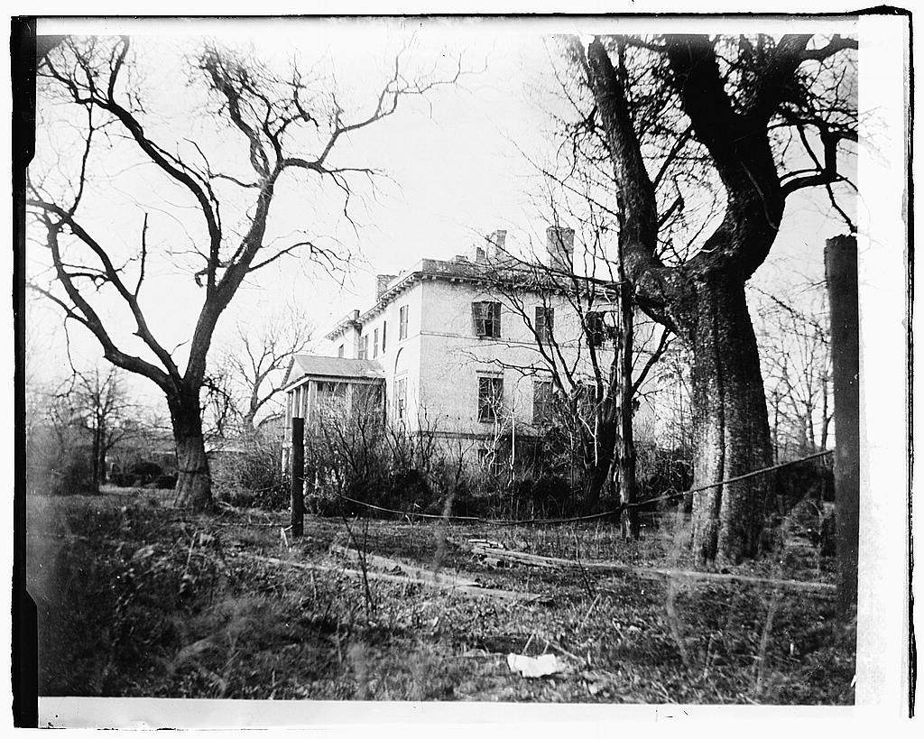 16 x 20 Reprinted Old Photo ofFair [...] mansion 1919 National Photo Co  75a