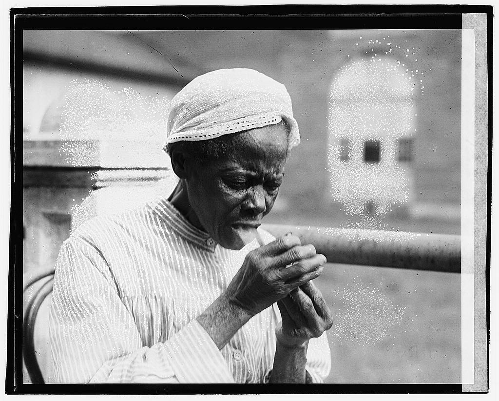 16 x 20 Reprinted Old Photo ofSlave story 1920 National Photo Co  93a