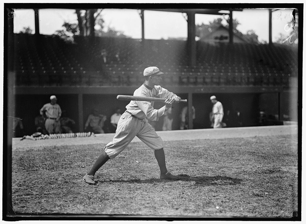 8 x 12 Reprinted Photo of BASEBALL, PROFESSIONAL. ST. LOUIS PLAYERS by Harris & Ewing, photographer 1913 357 BB_