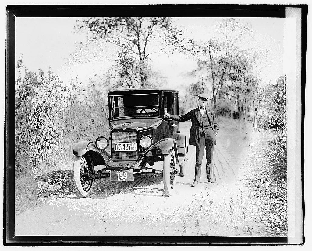 16 x 20 Reprinted Old Photo ofHerald tour, Balls Bluff ... 1920 National Photo Co  15a