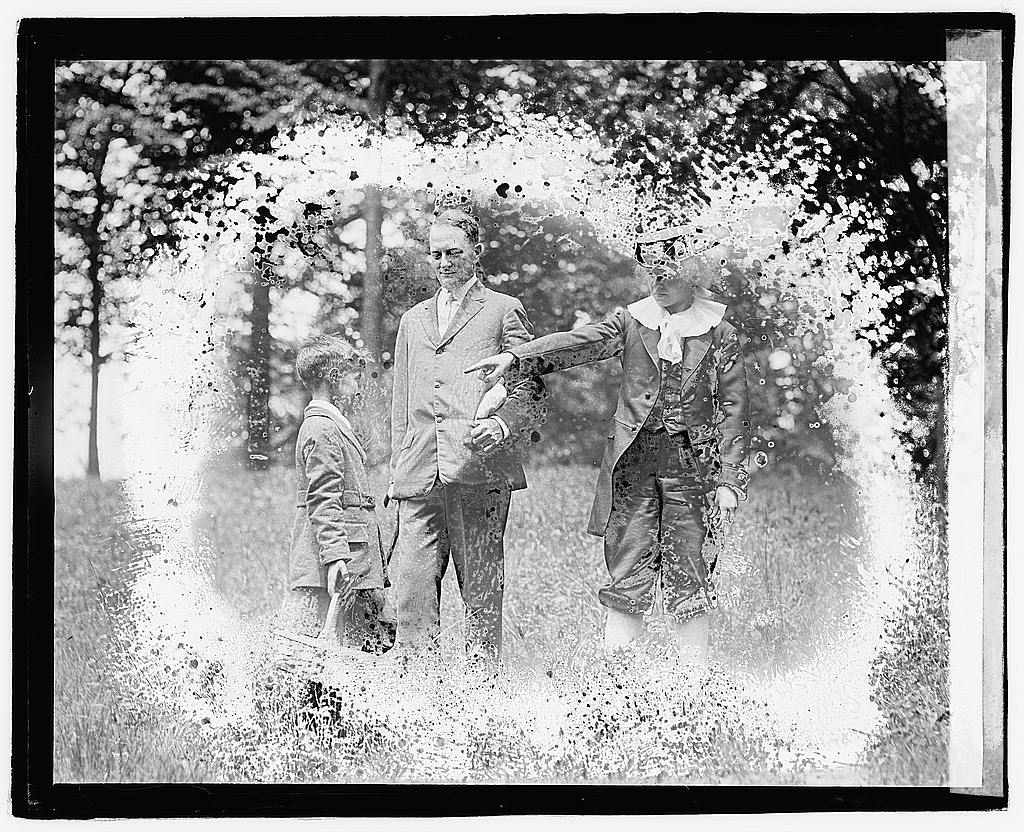 16 x 20 Reprinted Old Photo ofAm. Forestry Assn. 1921 National Photo Co  51a