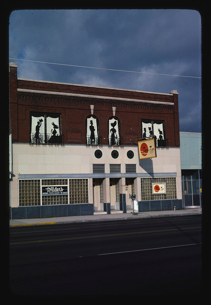 8 x 12 Photo of Tanning Salon, Joplin, Missouri 1979 Margolies, John 86a