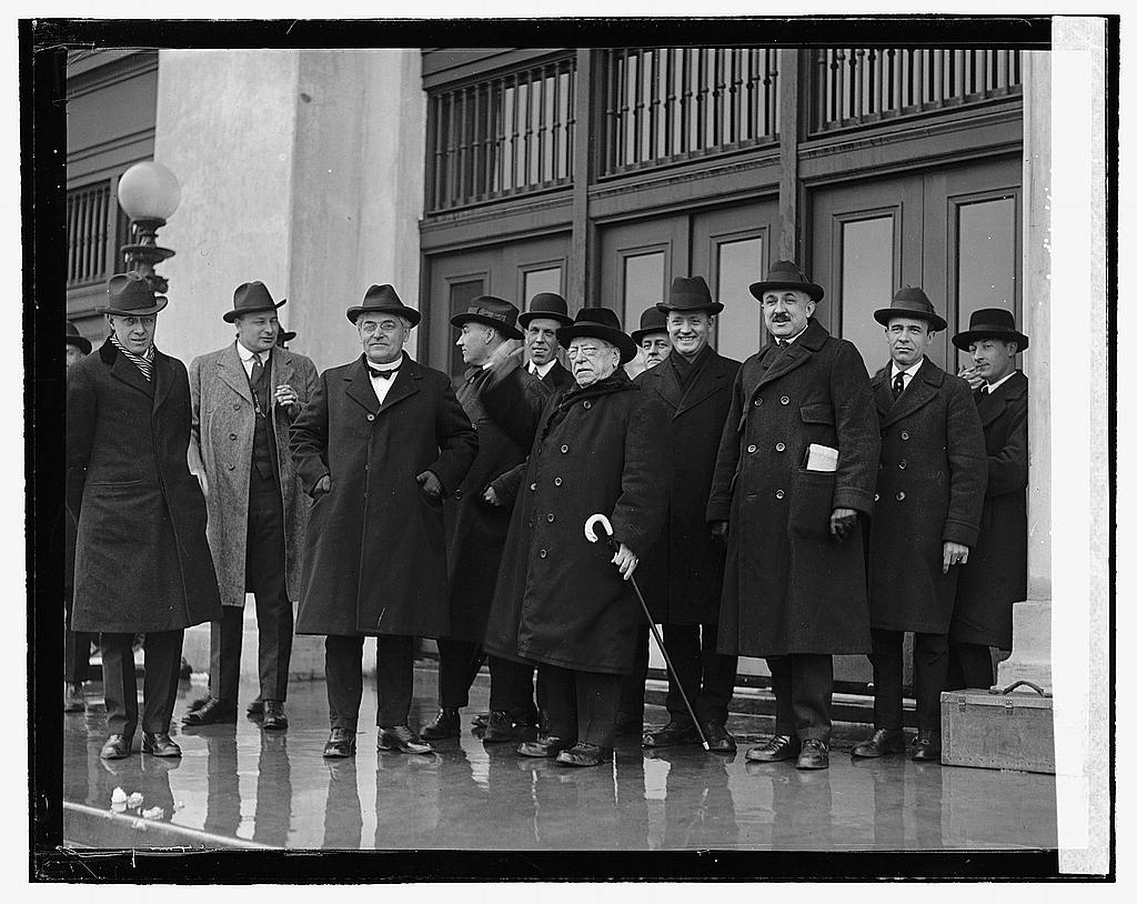 16 x 20 Reprinted Old Photo ofLabor Group, 2/15/22 1922 National Photo Co  37a