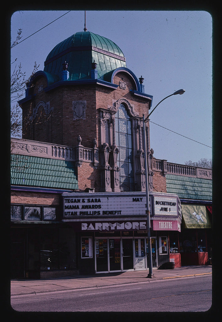 8 x 12 Photo of Barrymore Theater, Madison, Wisconsin 2008 Margolies, John 11a