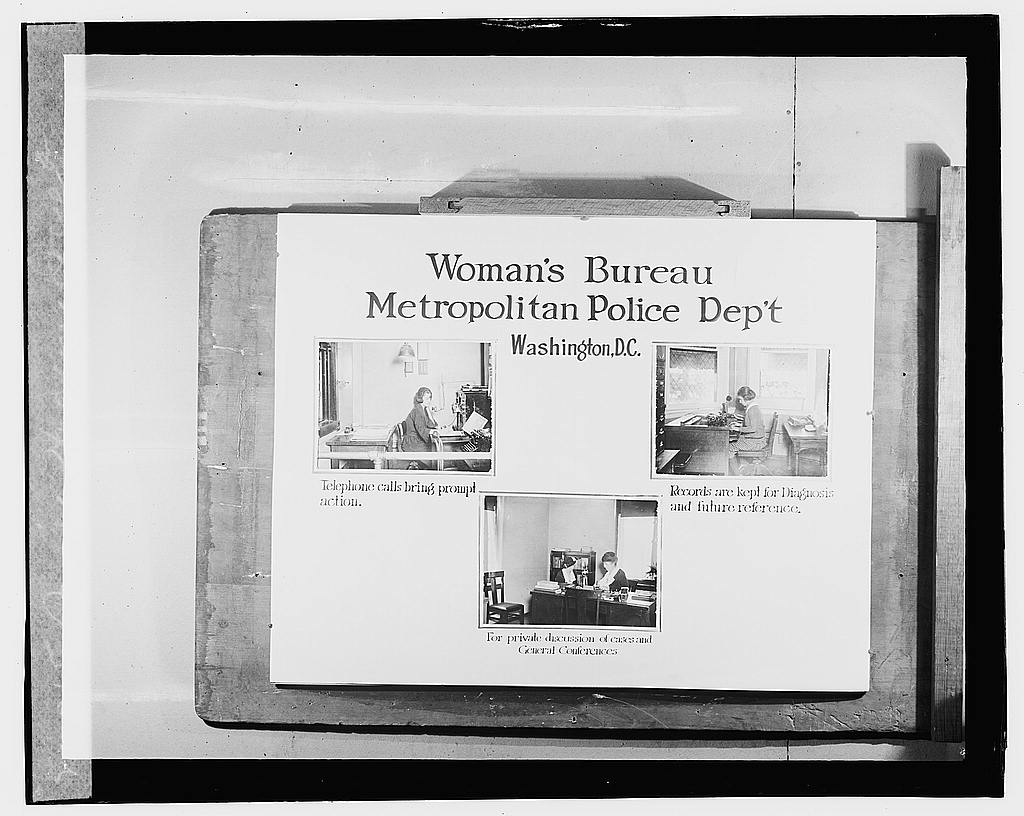 16 x 20 Gallery Wrapped Frame Art Canvas Print of Social Hygiene Society 1923 National Photo Co  95a