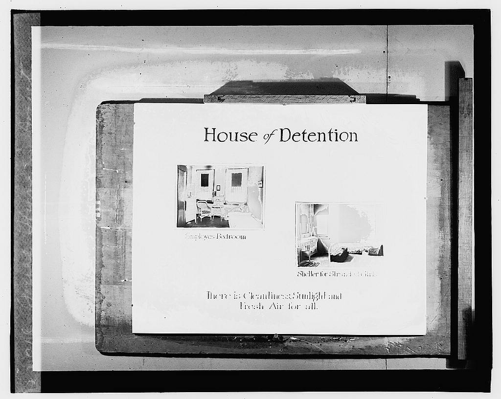 16 x 20 Gallery Wrapped Frame Art Canvas Print of Social Hygiene Society 1923 National Photo Co  97a