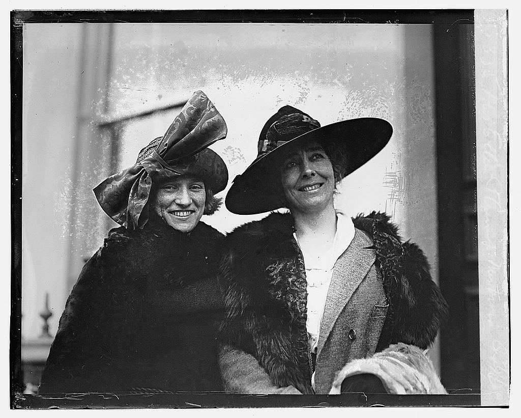 16 x 20 Gallery Wrapped Frame Art Canvas Print of Miss Ellen P. Crump, Miss Vivian Cook, 2/13/23 1923 National Photo Co  97a