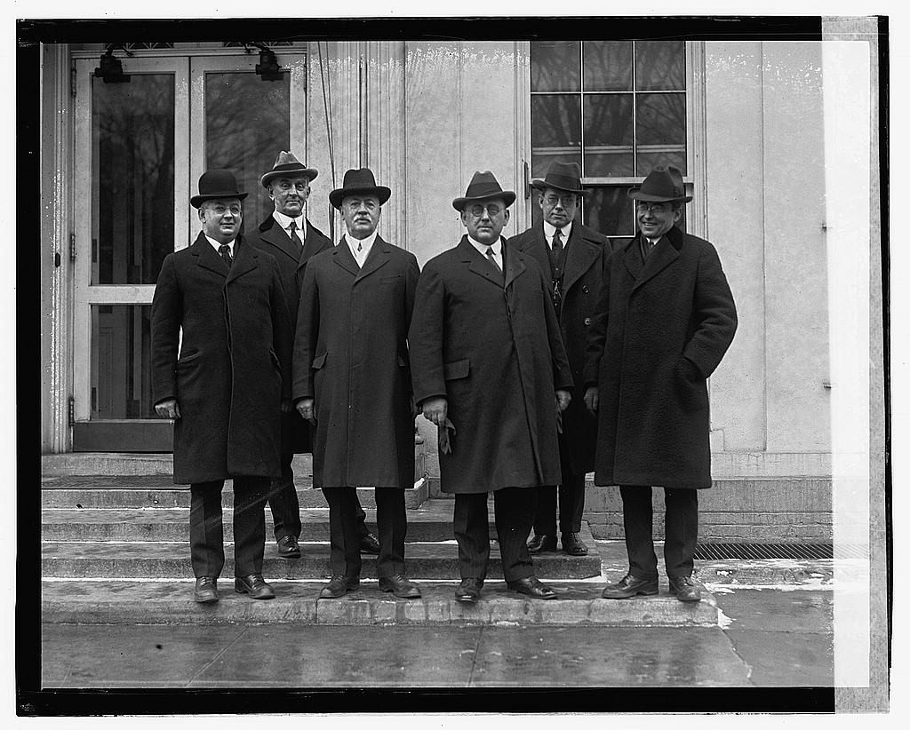 16 x 20 Gallery Wrapped Frame Art Canvas Print of Shriners group, 2/20/23 1923 National Photo Co  32a