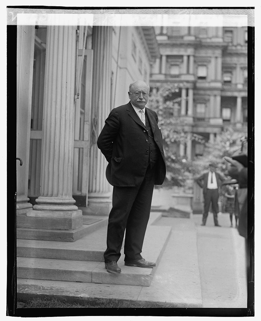16 x 20 Gallery Wrapped Frame Art Canvas Print of Victor Berger, 9/1/23 1923 National Photo Co  84a
