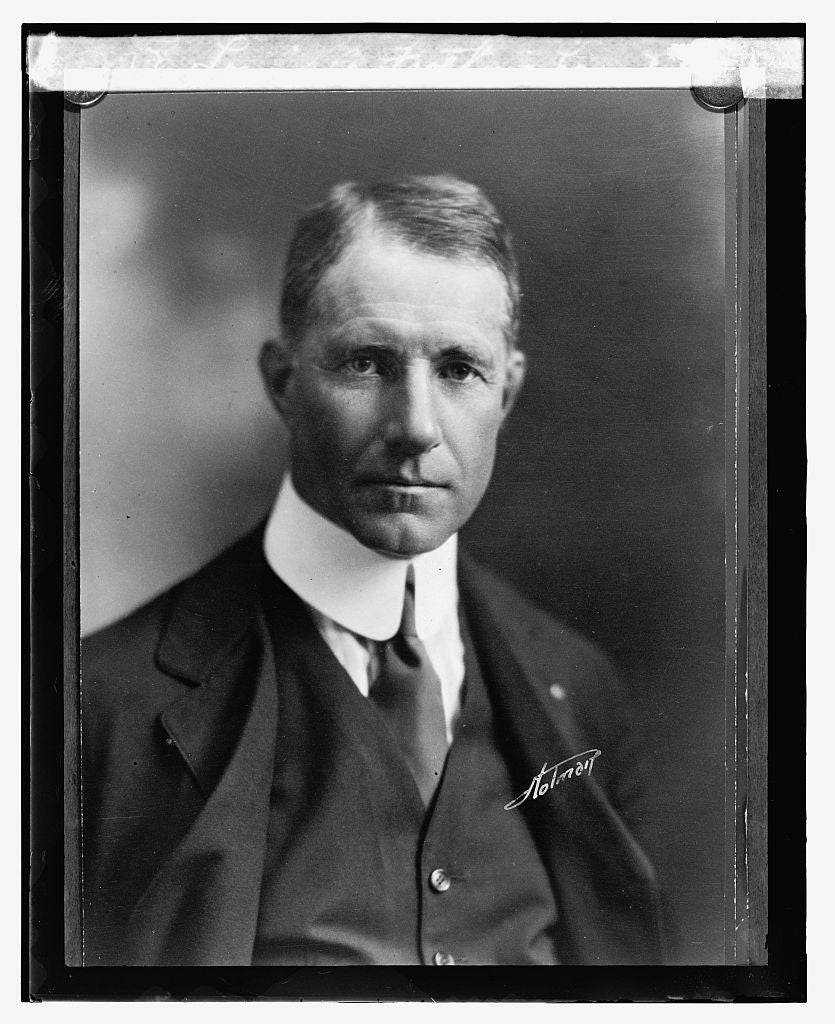 16 x 20 Reprinted Old Photo ofLouis A. Frothingham of Massachusetts 1923 National Photo Co  59a
