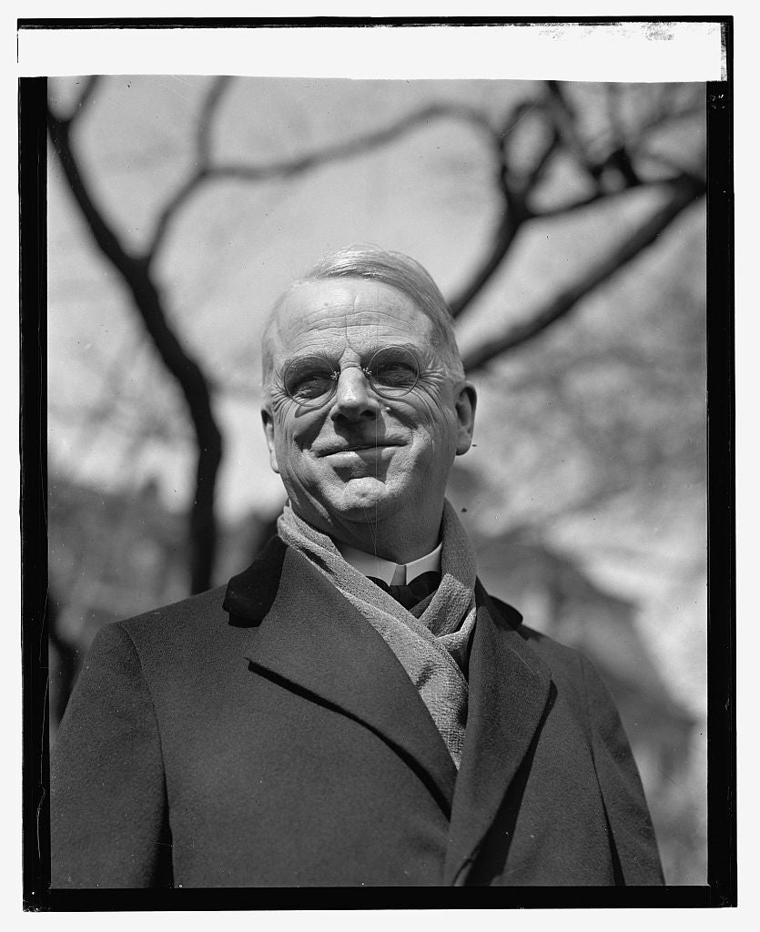 16 x 20 Reprinted Old Photo ofJudge Wm. S. Kenyon 1924 National Photo Co  64a