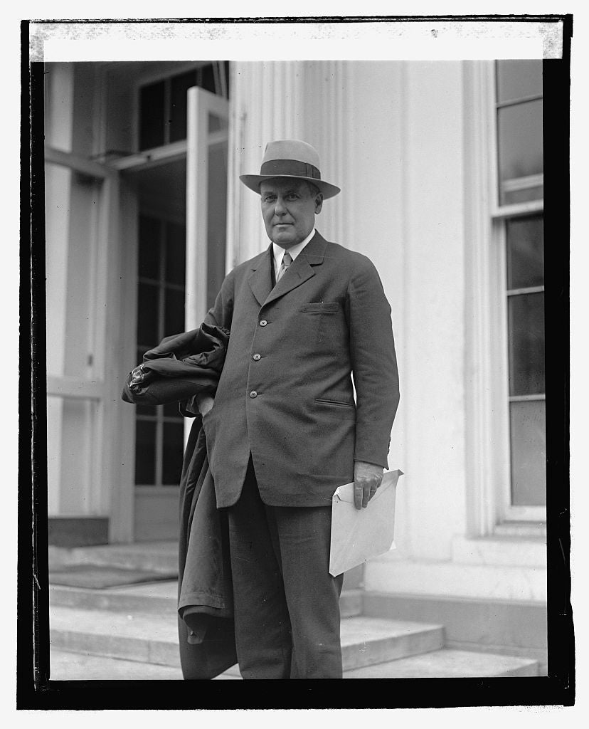 16 x 20 Reprinted Old Photo ofRep. Stephen G. Porter at W.H., 2/25/25 1925 National Photo Co  33a