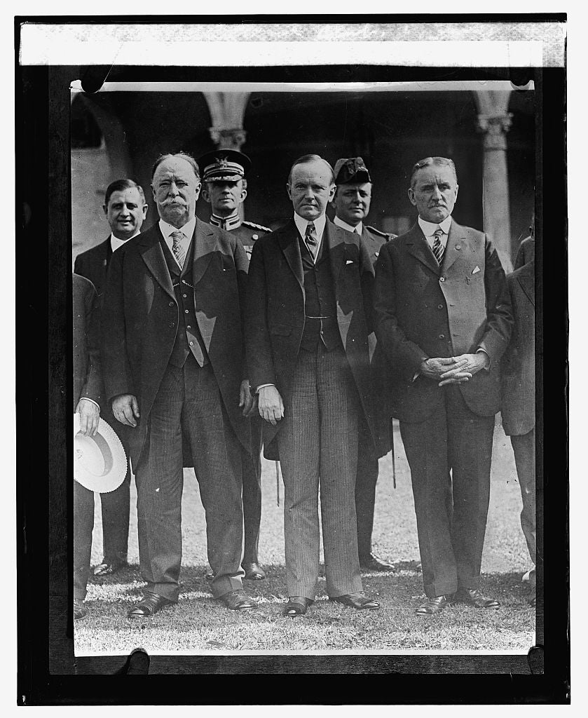 16 x 20 Reprinted Old Photo ofReception to Taft by Cincinnati Commercial Club, 5/30/25 1925 National Photo Co  09a