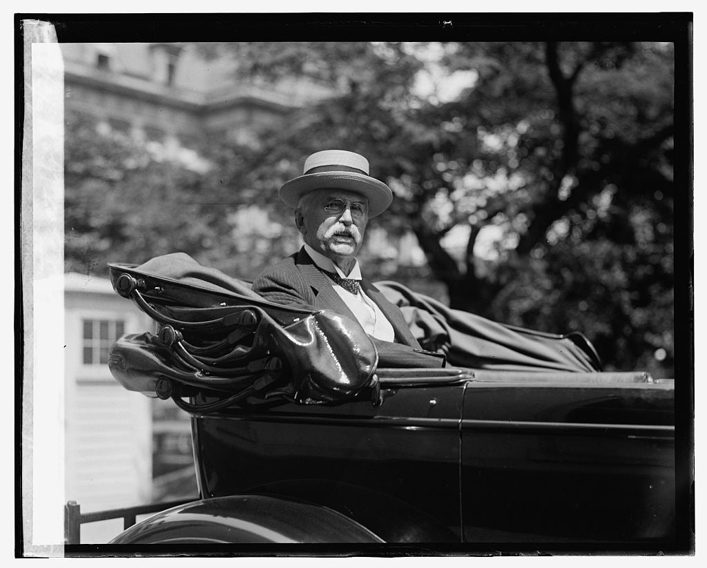 16 x 20 Gallery Wrapped Frame Art Canvas Print of Henry P. White at W.H., 6/2/25 1925 National Photo Co  13a